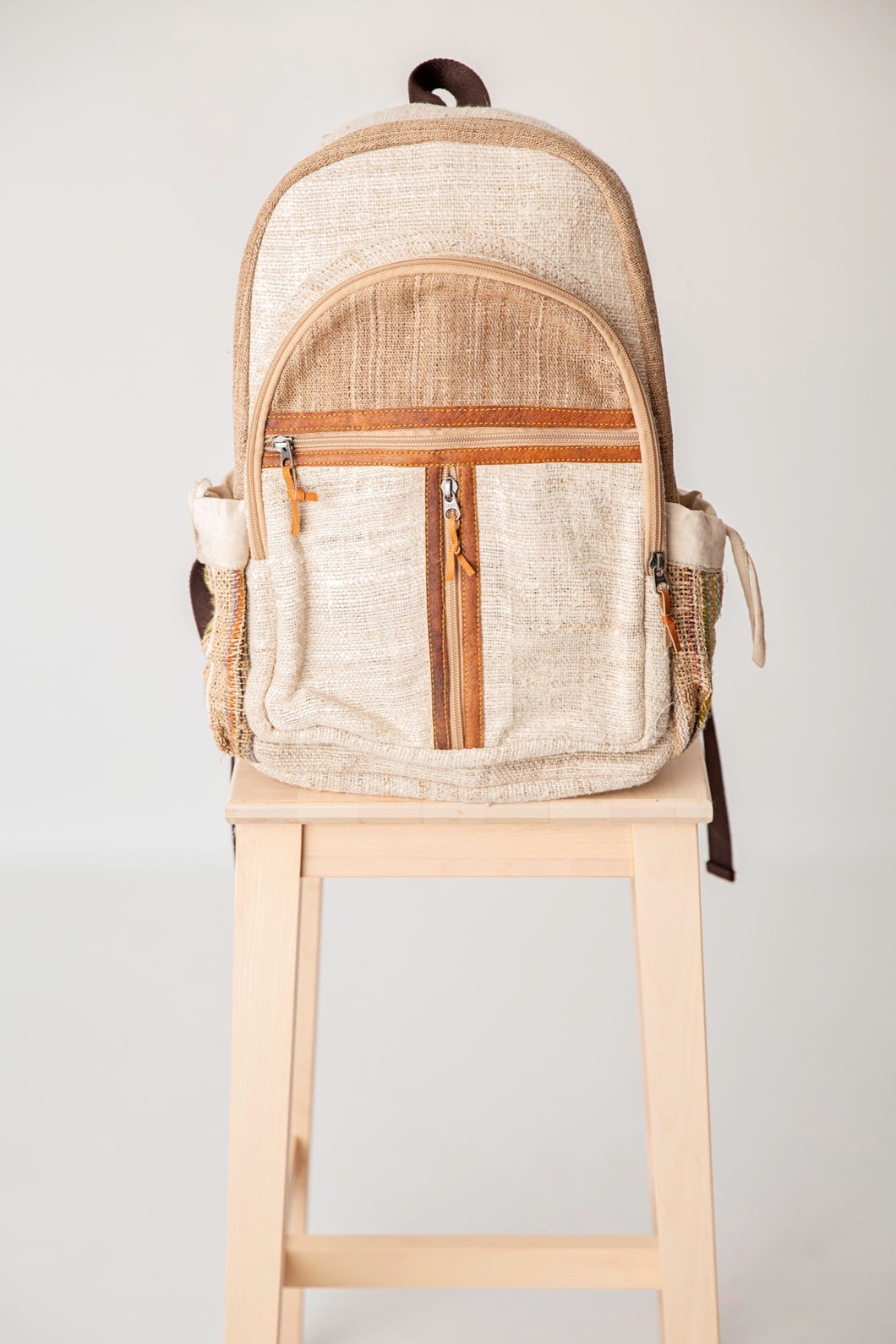 The Simon Backpack Natural