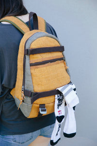 Ritu Backpack Mustard