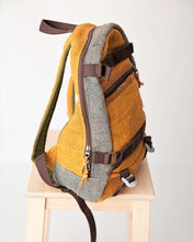 Load image into Gallery viewer, Ritu Backpack Mustard