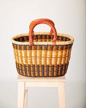 Load image into Gallery viewer, Elephant Grass Oval Basket
