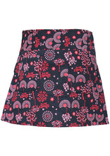 Load image into Gallery viewer, Cherry Garden Mini Cord Skirt