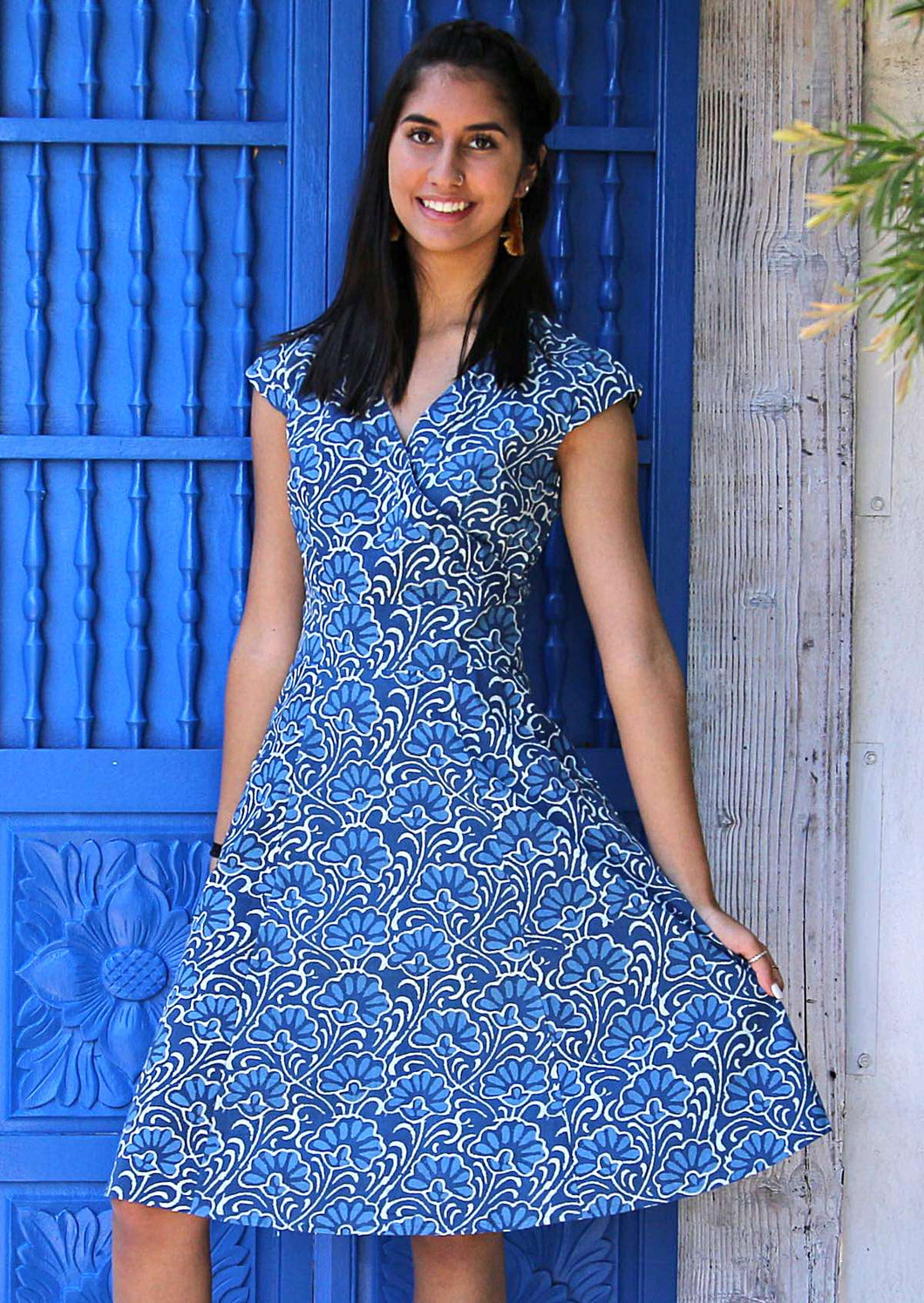 Alice Dress in many different prints