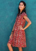 Load image into Gallery viewer, Tulsi Dress Desert Rose