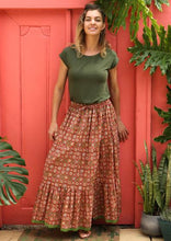 Load image into Gallery viewer, Maxi Skirt - Banksia