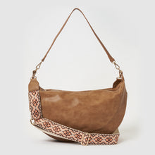 Load image into Gallery viewer, The Luna Crossbody Bag - Tan