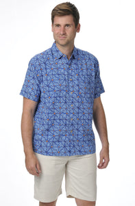 Bush Potato Dreaming Men's Shirt