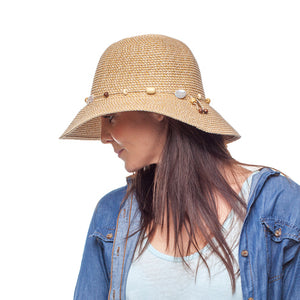 RL30 Bohemian Bucket Hat