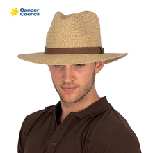 Load image into Gallery viewer, Outback Lightweight Fedora - RM733
