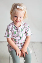 Load image into Gallery viewer, Blossoms Organic Children's Tee