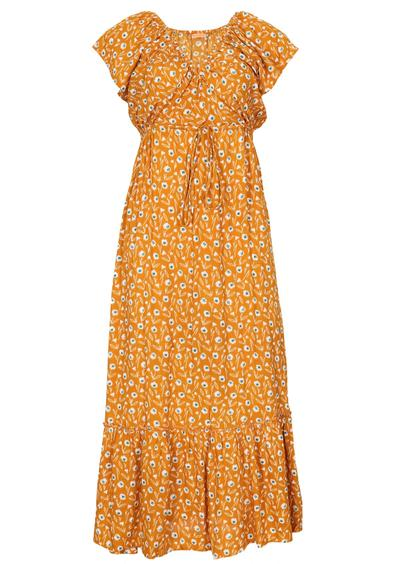 Nakita Dress in Golden Fields