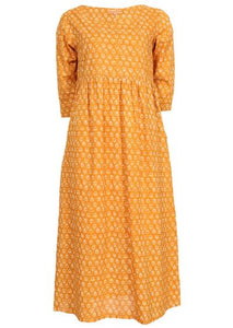 Maisy Dress - Buttercup