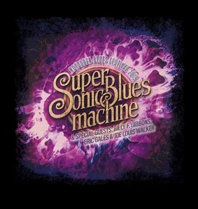 Supersonic Blues Machine-tskjorte 2019