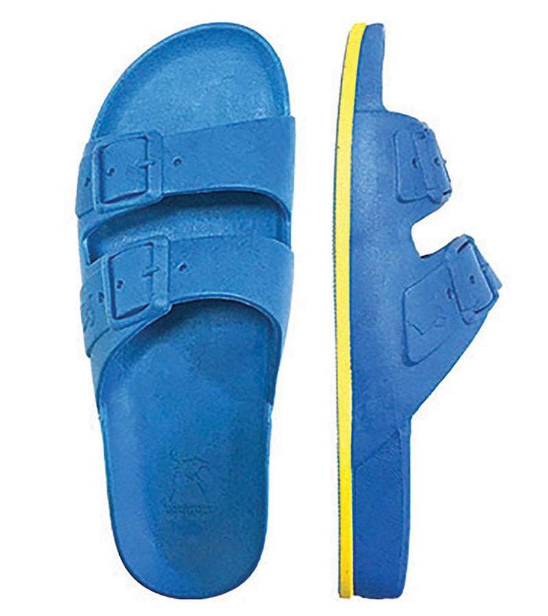 BRASILIA ROYAL BLUE/YELLOW FLUO