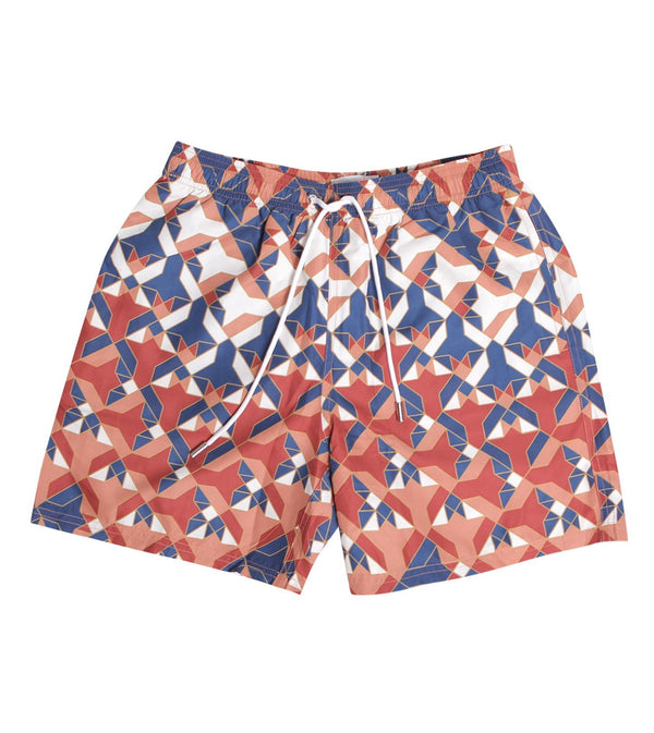 Board Shorts - Moroccan Tile