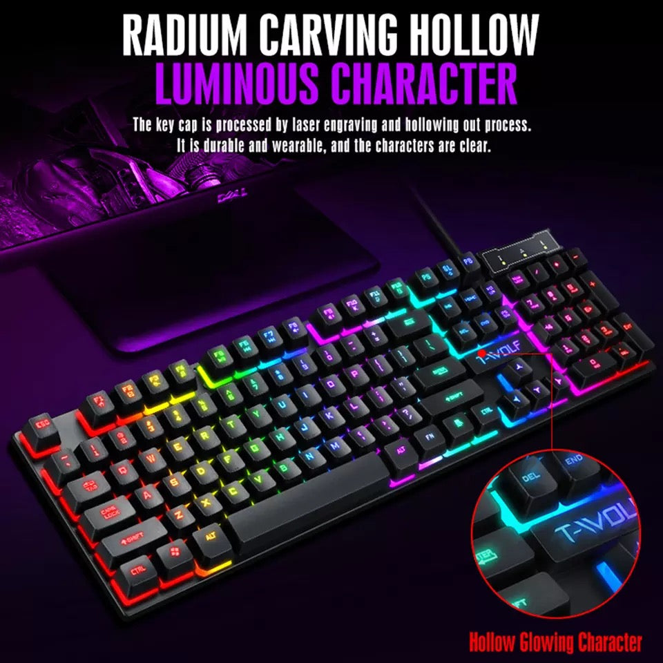 Sparkle LED Gaming Keyboard