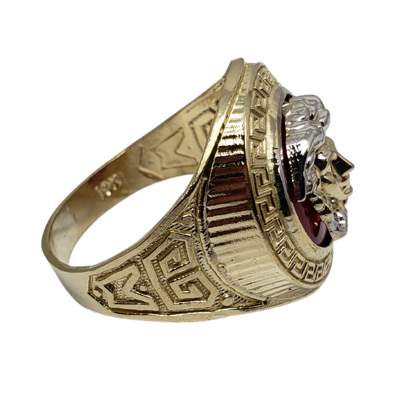 Accardi Gold Ring for Men MR-002