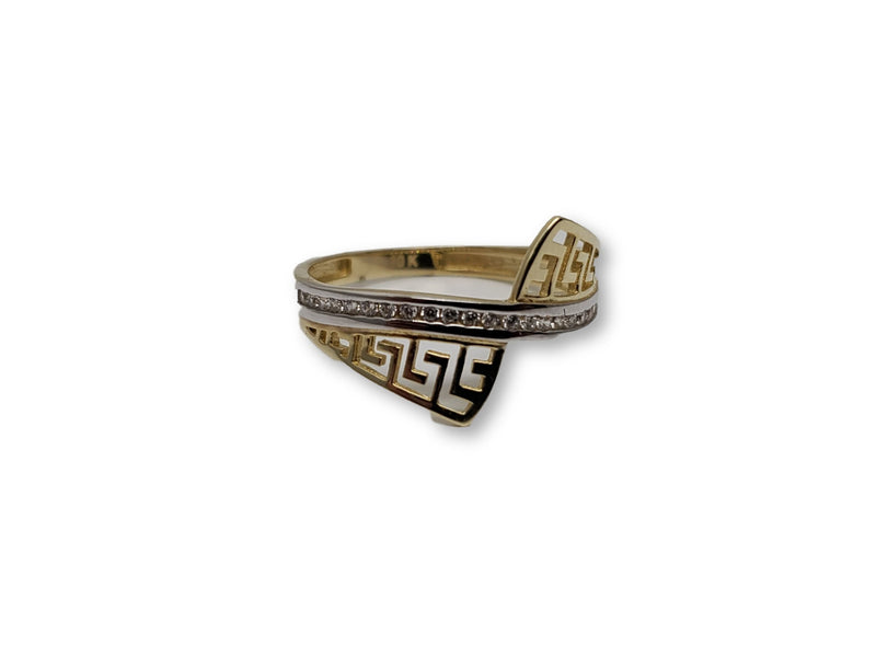 Ring in Gold for Women 10K ED-002