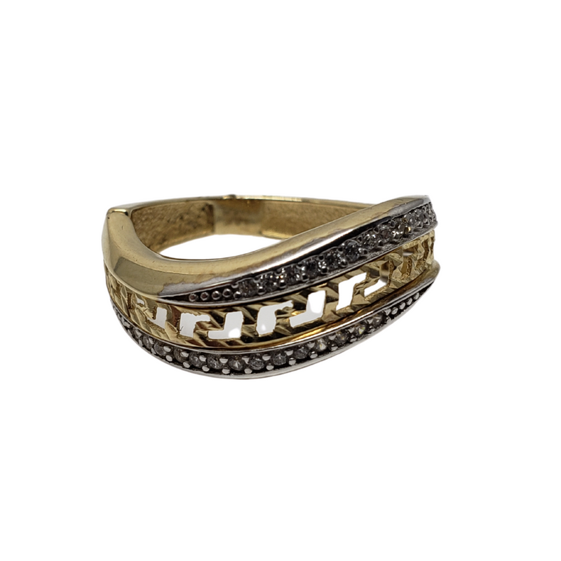 Siena Gold Ring 10k for Female WR046