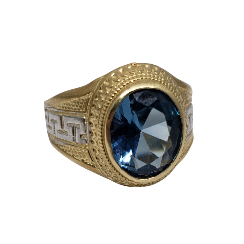 Fontana Gold Ring for Men MR-067