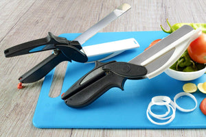 Gujjufactory 2 in 1 Smart Clever Cutter
