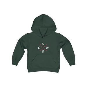 Chicago Stars & SRCW - Youth Heavy Blend Hoodie