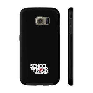 School of Rock Chicago West - Black Phone Case