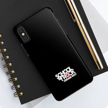 Load image into Gallery viewer, School of Rock Chicago West - Black Phone Case