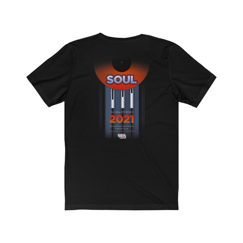 SOUL 2021 Show Shirt - Unisex 100% Soft Cotton T-shirt