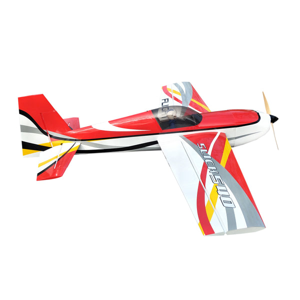 Slick 540 70inch 70E Balsa wood  3D EP ARF Red
