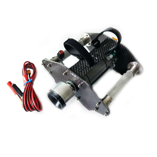 Durable Carbon Fiber Frame Electric Starter for 80CC-250CC Engine