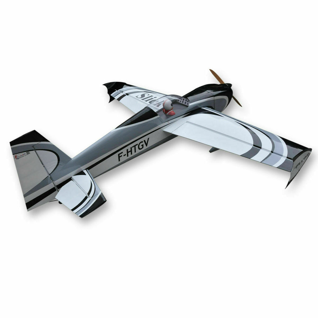 "Slick 78""/1981.2mm 35-50CC Balsa Wood RC Airplane Model ARF Grey in US Stock"