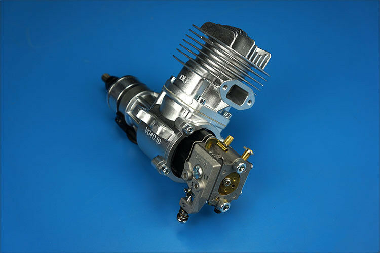 DLE20RA 20CC Rear Exhaust Gasoline Engine with Electric Igniton&Muffler Updated