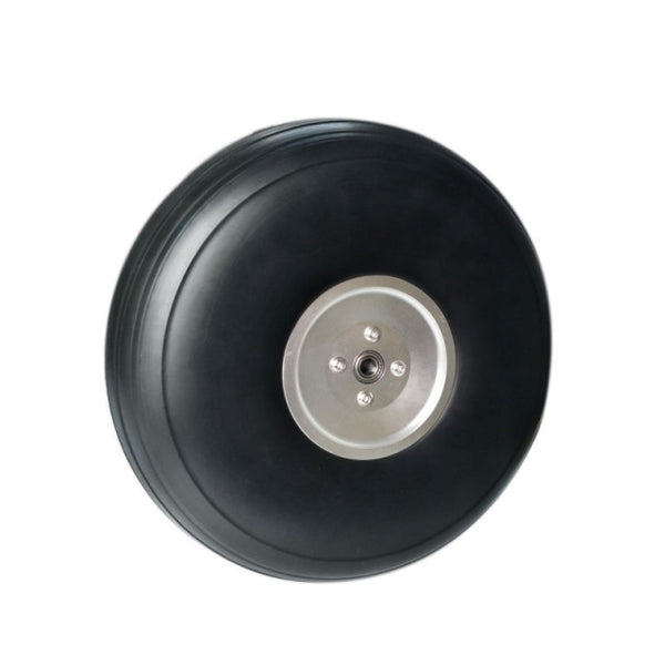 5.5/6/7/8.5inch Aluminum Hub PU Wheel with Bearing