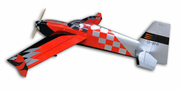 Slick 105inch/2667mm Gas ARF 120-150CC 3D Aerobatic RC Airplane Model in US
