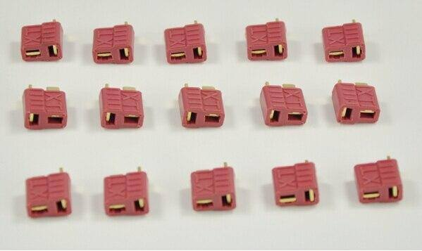 10 Pairs T Plug Connector Male Femal For Deans