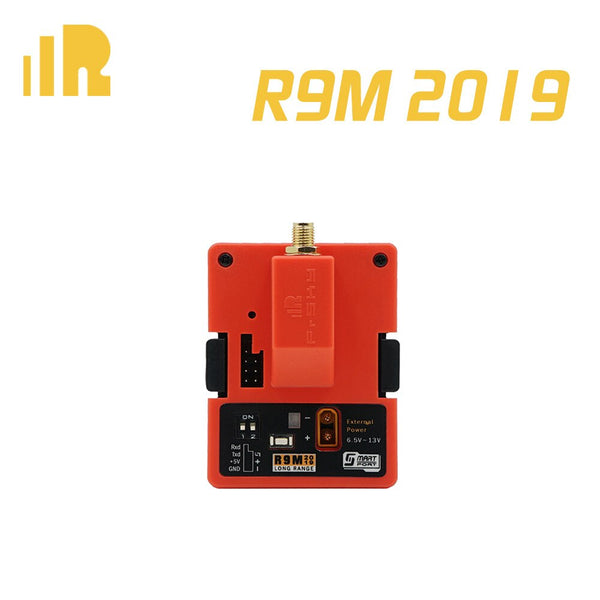 FrSky R9M 2019 900MHz Long Range Smart Port Transmitter Module Support Telemetry Compatible R9 Series