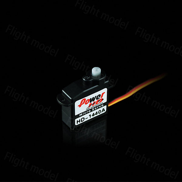 4pcs Power HD-1440A 0.8kg/4.3g Micro Servo