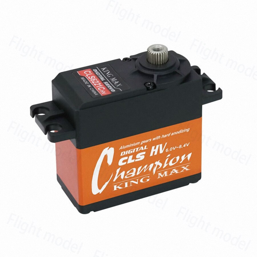 BLS6221CHV 21.6kg.cm Digital Steel Metal Gears HV Brushless Standard Servo For RC Models