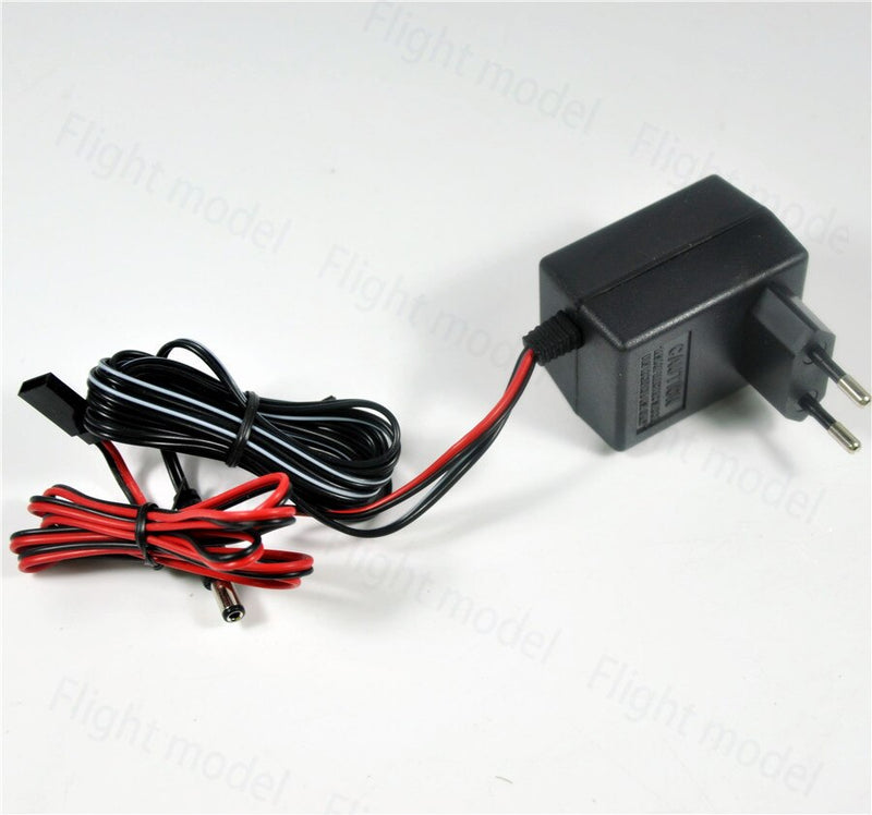 Prolux 2114F AC adaptor Ni-Cd/Ni-MH (Futaba) 230v For RC Airplane