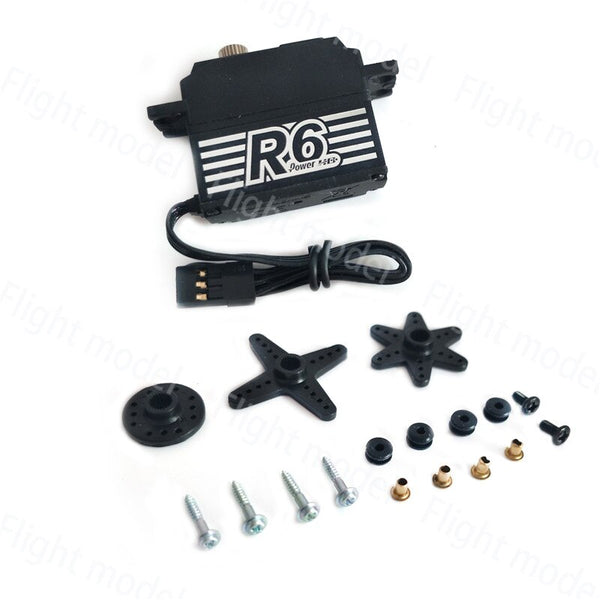 Power HD R6 7.5KG Digital Servo For 1:12 RC Cars