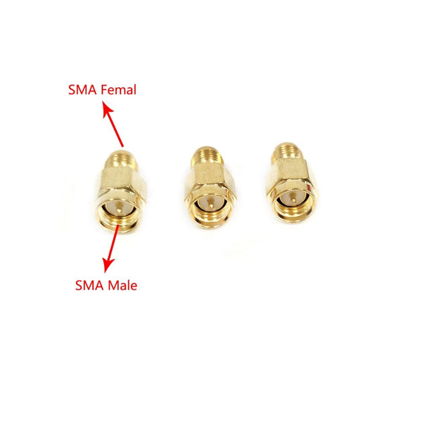 5.8G SMA Female/Male FPV Antenna Aerial Connector Adapter for RX and TX