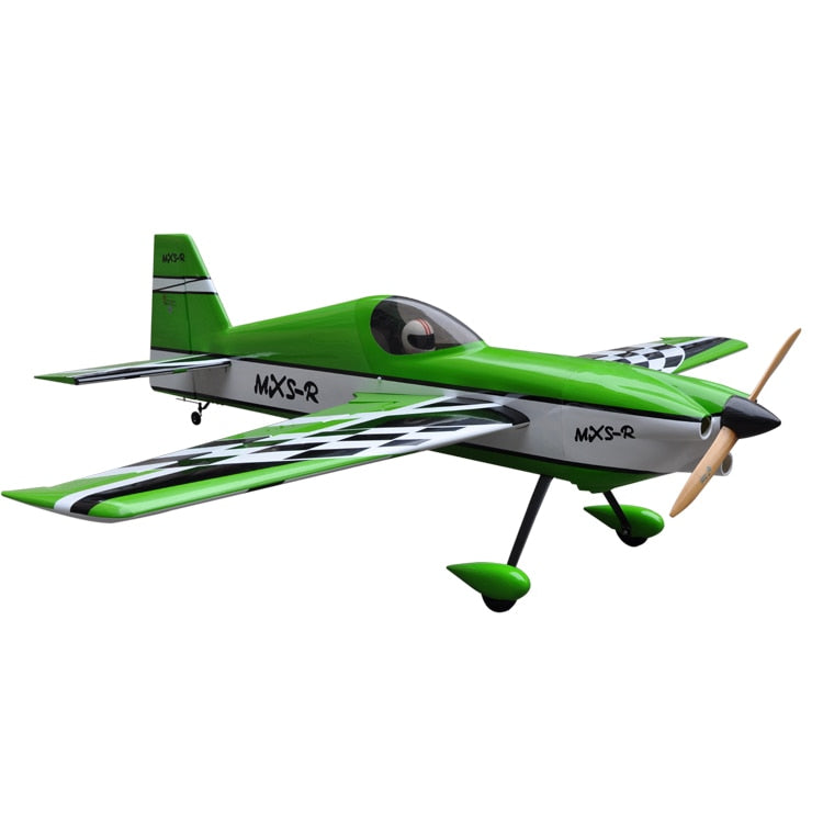 FLIGHT MXS-R 89inch 50CC 6 Channel Gasoline Fixed Wing RC Airplane Model