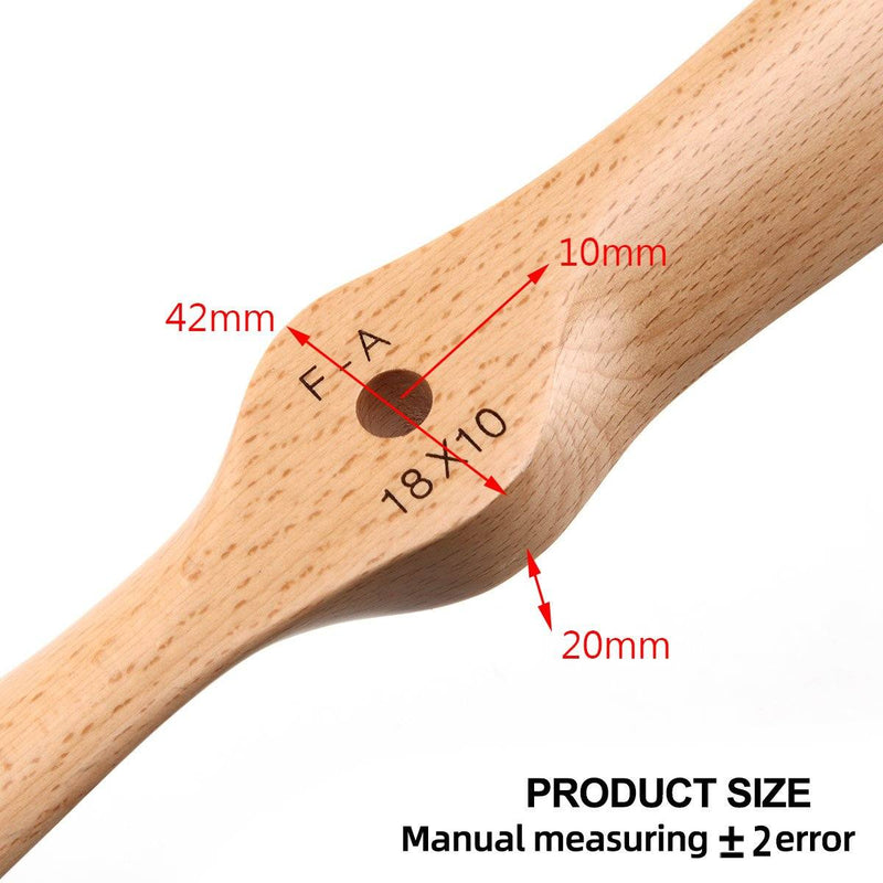 6Star Wooden Propeller 16inch to 32inch for Choose