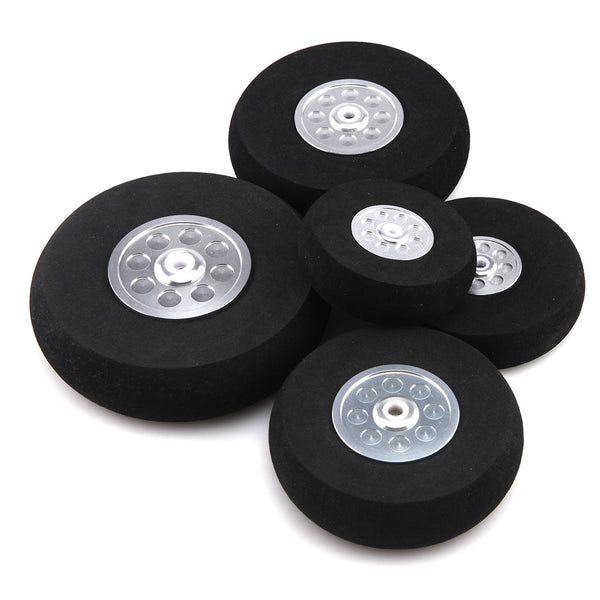 3~5inch Hard Sponge Wheel with Alunium Hub