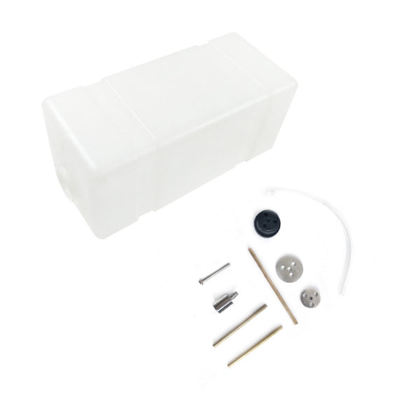 90/180/260/350/380/450cc Strong Plastic Fuel Tank Kit  - Flight Model