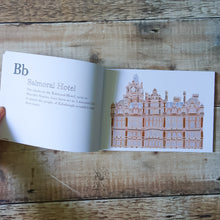 Load image into Gallery viewer, A-Z of Edinburgh Illustrated Book - Victoria Rose Ball