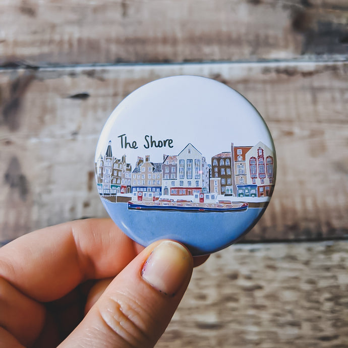 The Shore Magnet - Victoria Rose Ball