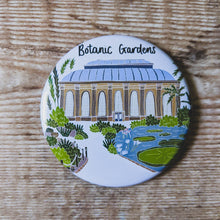 Load image into Gallery viewer, Botanic Gardens Magnet - Victoria Rose Ball
