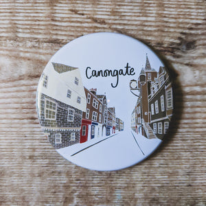 Canongate Magnet - Victoria Rose Ball