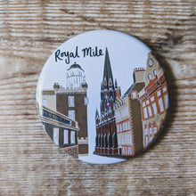 Load image into Gallery viewer, Royal Mile Magnet - Victoria Rose Ball